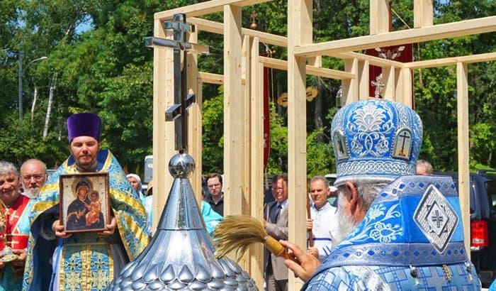Часовню в честь Царской семьи строят в канадском Джексонс Пойнте