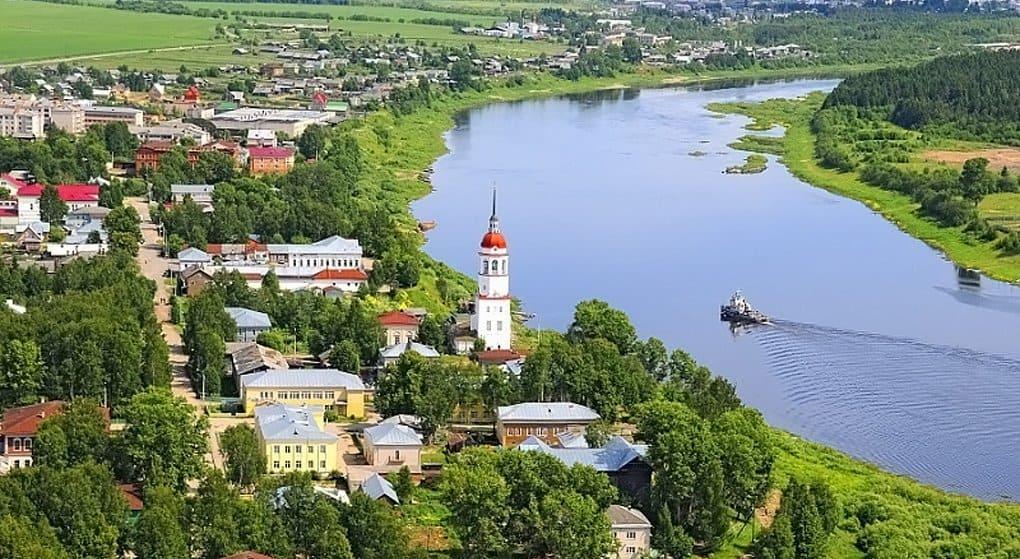 Тотьма первой из городов войдет в Ассоциацию самых красивых деревень и городков России