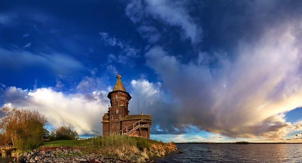 Власти Карелии объявили о сборе средств на восстановление Успенской церкви в Кондопоге