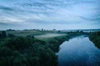 Я ехал из Березника Двинского в Архангельск, а время было уж 1 час ночи.. Недалеко от трассы М8
