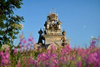 Владимирская церковь в Подпорожье