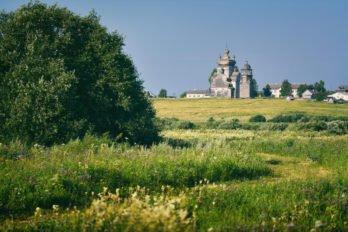 Храмовый комплекс Турчасовского погоста