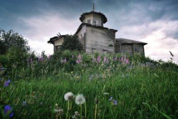 Тулгас. Церковь Власия, 1795 г.