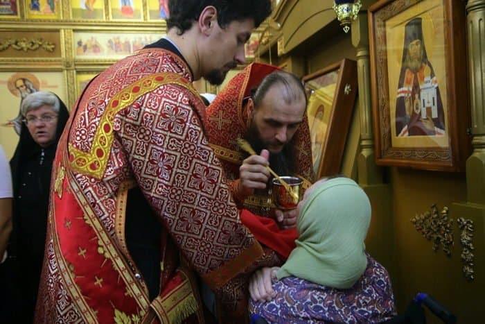 В екатеринбургской Обители милосердия отметили день тезоименитства прмц. Елисаветы Федоровны