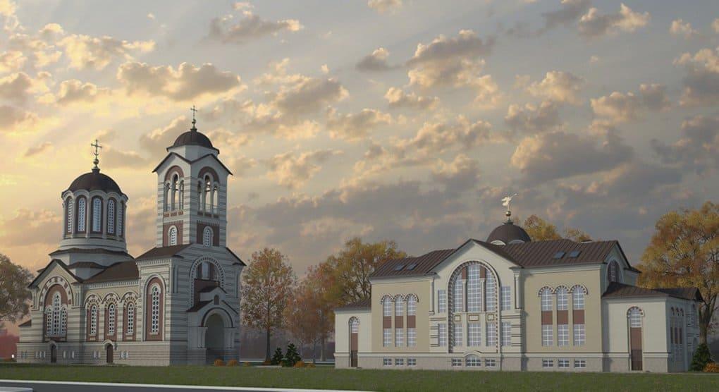 К маю 2019-го на севере Москвы построят храм в честь Спиридона Тримифунтского
