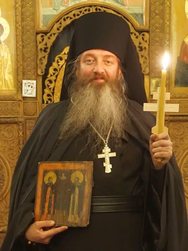 При пожаре в монастыре в Пермском крае погиб иеромонах