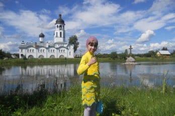 Иоанно-Богословский Крыпецкий монастырь. Псковская обл. Фото Татьяны Федоровой