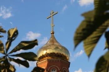 Кафедральный собор Преображения Господня г. Димитровграда. Фото Лидии Закировой