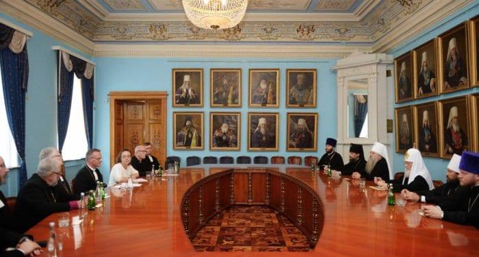 Богословие мира и социальное служение станут темами диалога между Русской Церковью и лютеранами Финляндии