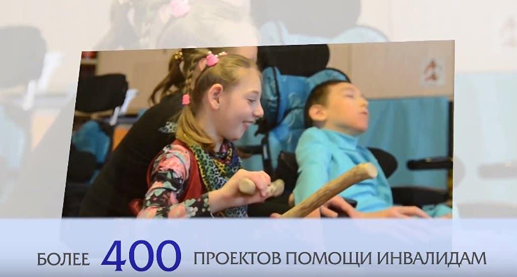 Вышел видеоролик с рассказом о том, как Церковь помогает людям