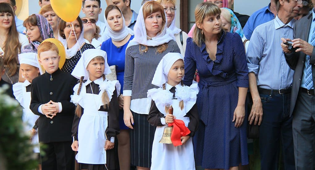 В Нижнем Новгороде из полуразрушенного здания сделали православную гимназию