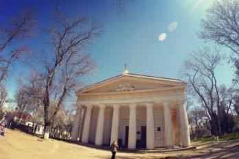 Севастополь. Собор свв. Петра и Павла. Фото Дмитрия Козловского