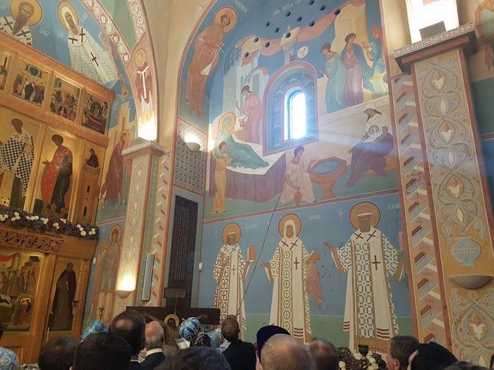 В Лондоне освятили новый кафедральный собор Русской Зарубежной Церкви