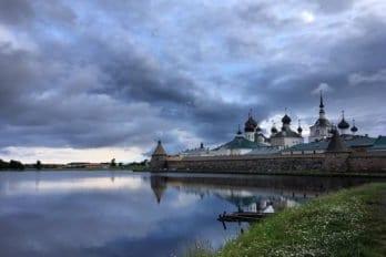 Соловецкий монастырь. Фото Арины Ковалевой