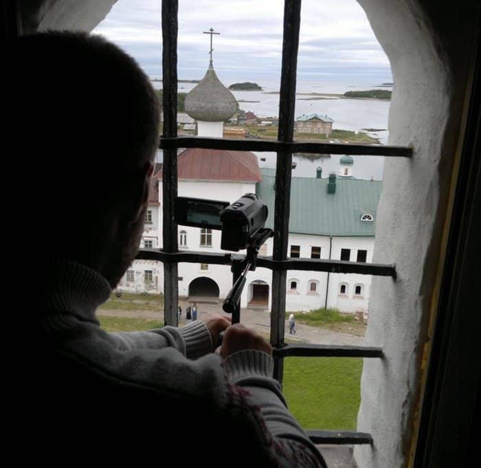 Серию фильмов о Соловках снял миссионер из Москвы
