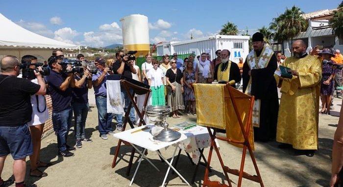 На юге Испании начали строить православный храмовый комплекс