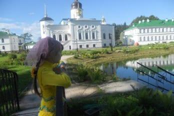Спасо-Елеазаровский монастырь. Псковская обл. Фото Татьяны Федоровой