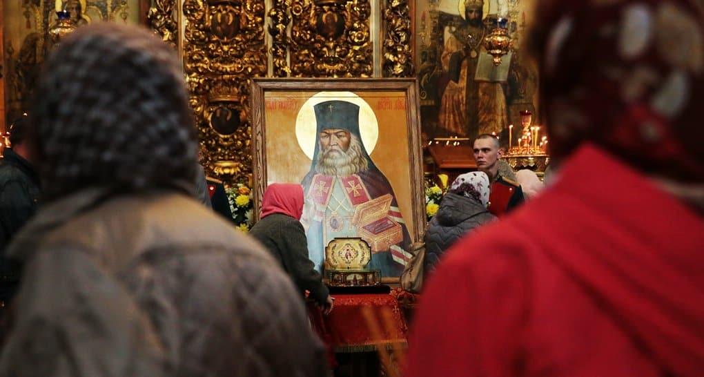 Именем святителя Луки Крымского могут назвать аэропорт Симферополя