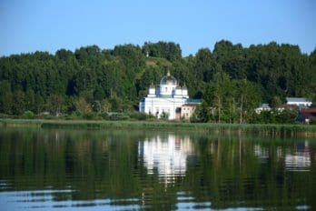 Троицкий собор Николаевского Староторжского монастыря. Фото Ольги Ивановой