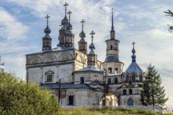 Воскресенский собор в пос. Лальск Лузского района Кировской области. Фото Елены Чудиновских