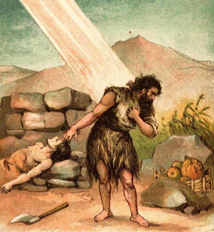 Каин: печать милосердия