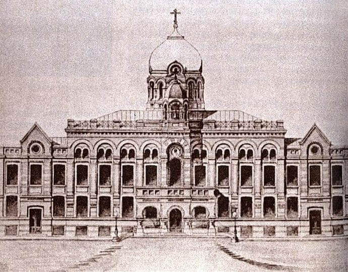 Церковь за железным занавесом: где проходил Поместный Собор 1917 года?
