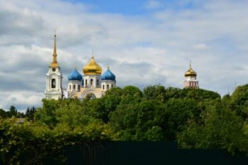 Город Болхов. Фото Андрея Зыкова