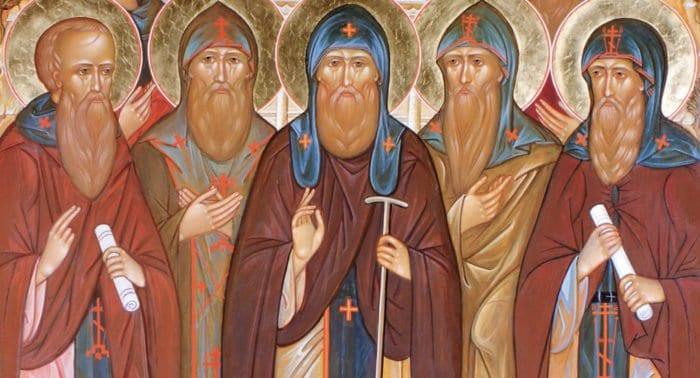 Почему на иконах все святые похожи друг на друга?