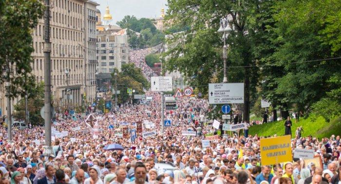 Украина: Церковь на пороге гонений?
