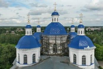 Собор Воскресения Христова в Кашине. Фото Галины Кожеуровой