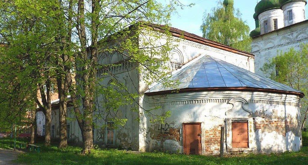 Поможем сохранить уникальный храм Иоанна Златоуста в Кинешме!