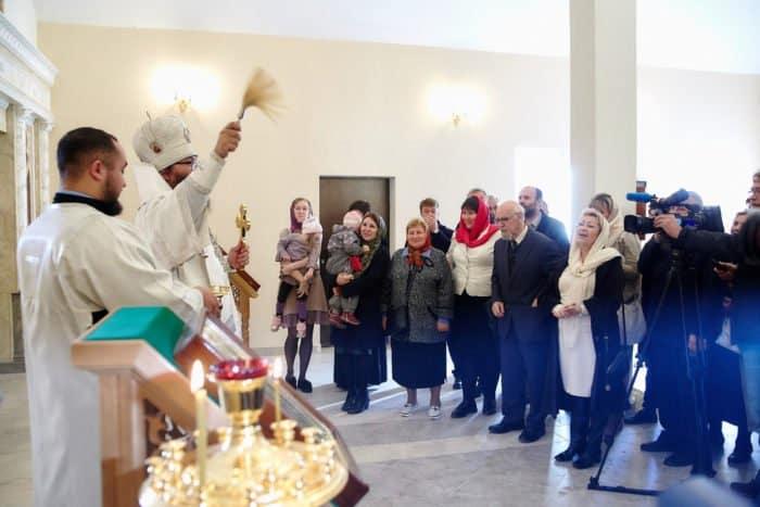 Второй храм при МГУ был освящен в честь святых Кирилла и Мефодия - фото 2