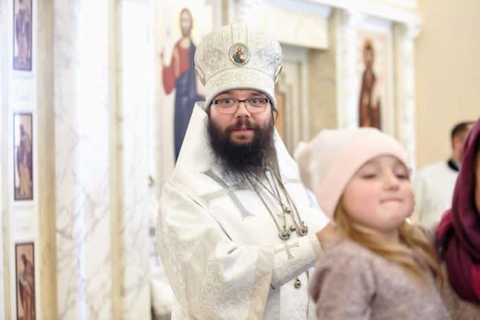 Второй храм при МГУ был освящен в честь святых Кирилла и Мефодия
