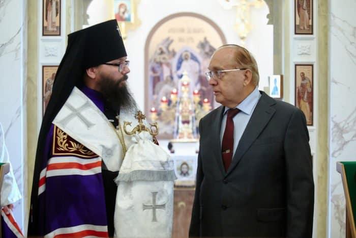 Второй храм при МГУ был освящен в честь святых Кирилла и Мефодия - фото 8