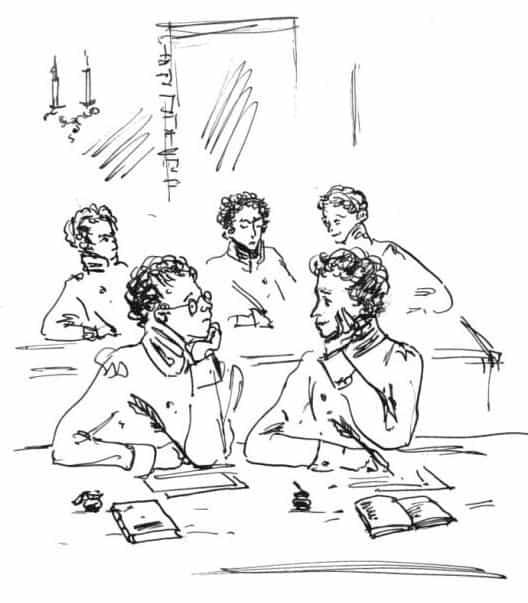 Страдал ли Пушкин в Лицее: строгий устав и нестрогая реальность