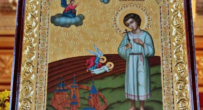 Веркольский монастырь собирает истории о чудесах по молитвам к святому отроку Артемию