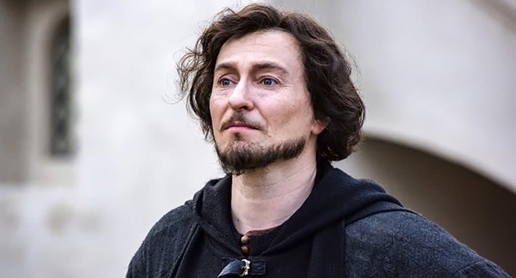 Сергей Безруков сыграл Бориса Годунова в фильме, основанном на летописях