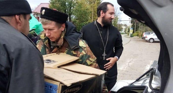 Русская Церковь всегда там, где трудно людям, - Владимир Путин