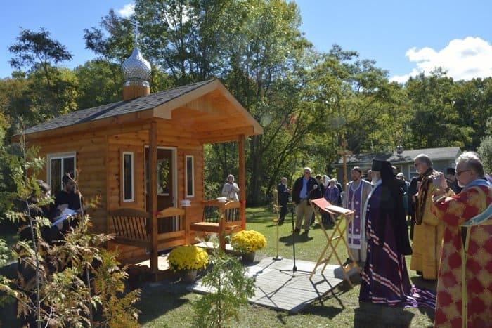 Первую североамериканскую часовню в честь Царской семьи открыли в канадском Джексонс Пойнте