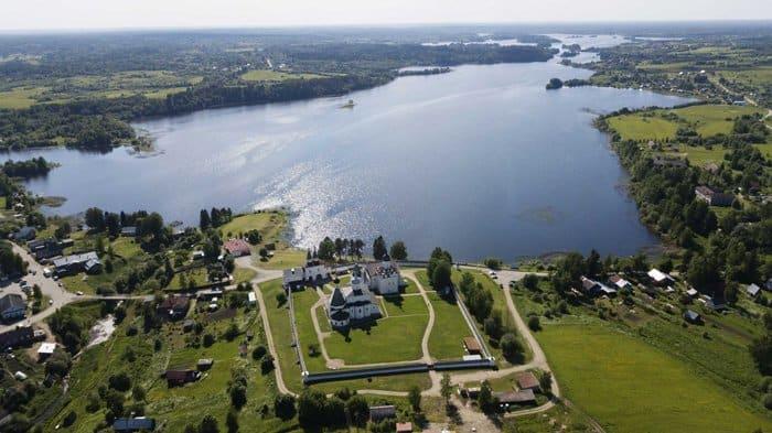 На Вологодчине вновь открыт древний Ферапонтов монастырь