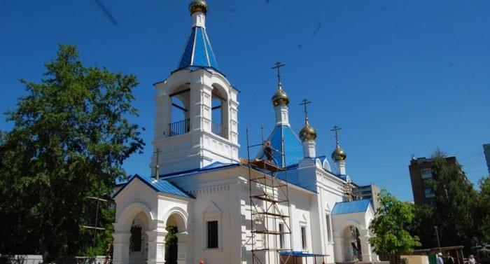В Останкине построили первый для Москвы храмовый комплекс в честь княгини Ольги