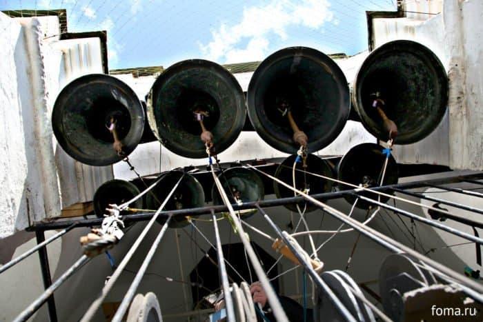 В Даниловом монастыре состоялся IX фестиваль звонов «Даниловские колокола»