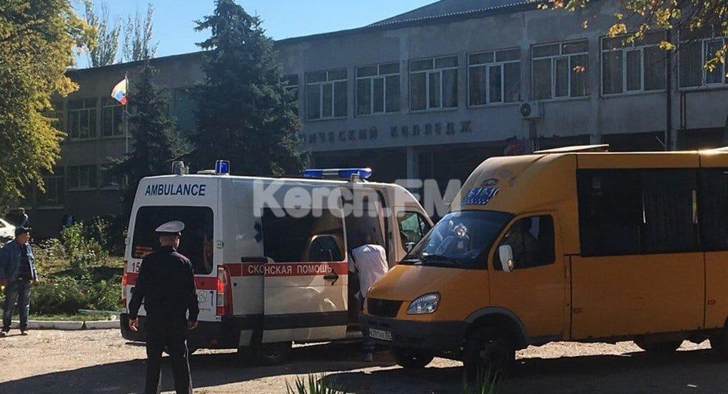 Церковь поможет семьям погибших и пострадавшим при взрыве в колледже Керчи