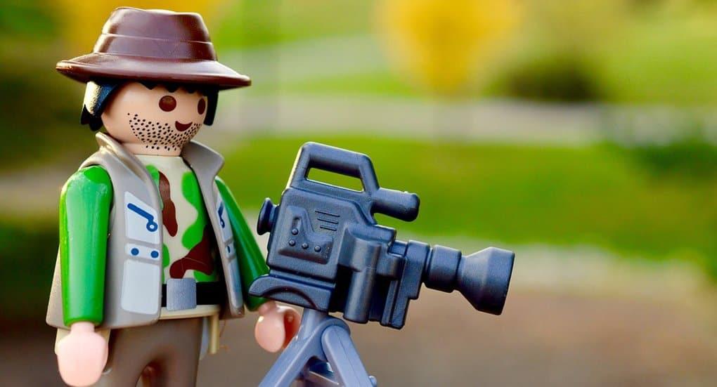 Открыт прием заявок на детский фестиваль «Мы сами снимаем кино»