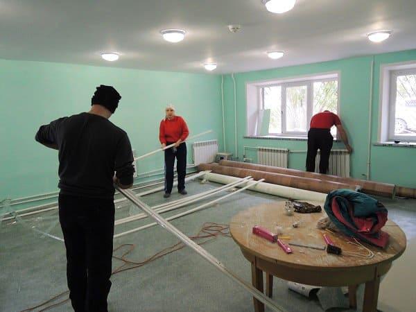 В Ливнах готовится к открытию православный приют для мам