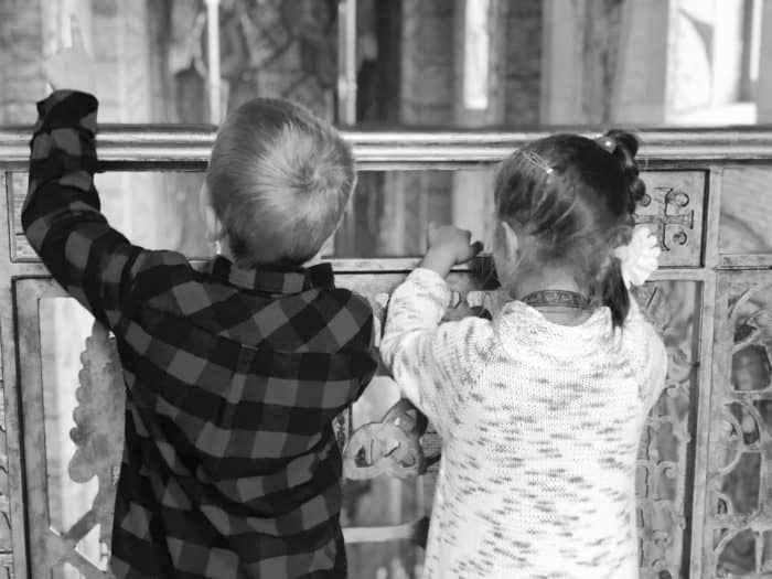 Дети спрашивают о церковной жизни