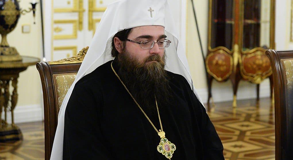 Митрополит Чешский Ростислав поддержал митрополита Киевского и всея Украины Онуфрия