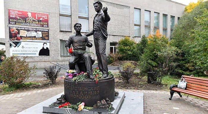 Памятник поэтам-шестидесятникам открыли в Петрозаводске
