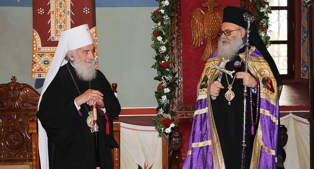 Антиохийский и Сербский Патриархи призвали Константинополь к диалогу с Русской Церковью при участии всех Поместных Церкв...