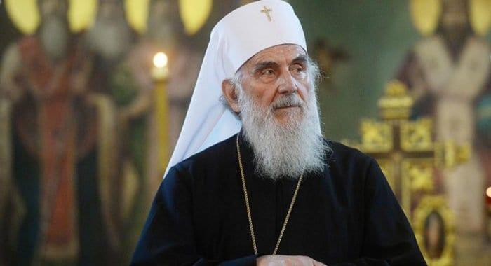 Патриарх Ириней призвал власти Черногории прекратить террор против Сербской Церкви